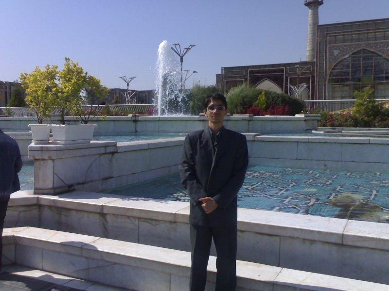 مشهد... همین دیروز